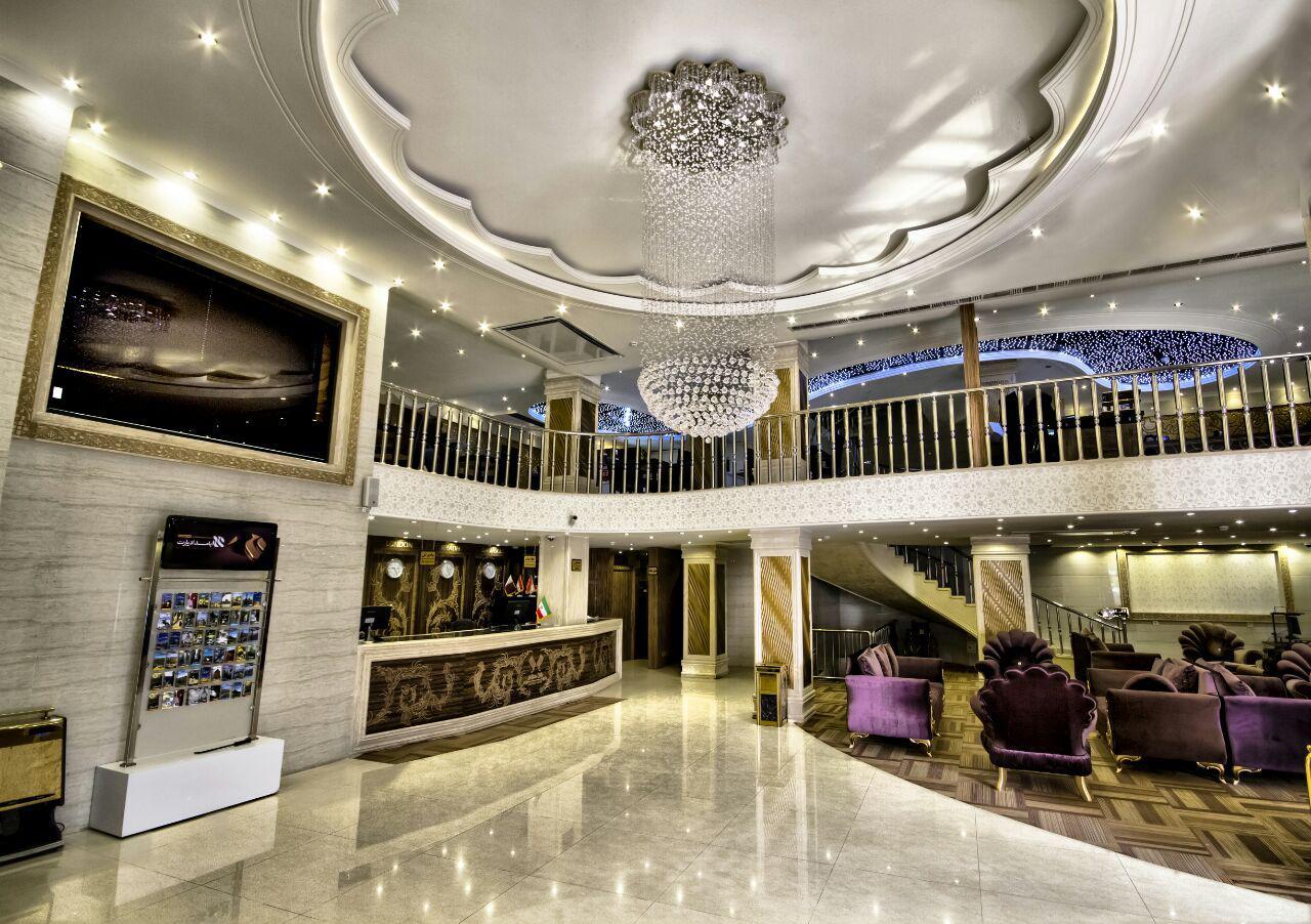 Image result for هتل سهند مشهد