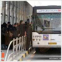حمل و نقل عمومی در مشهد