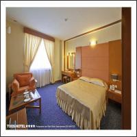 هتل چهار ستاره توس مشهد