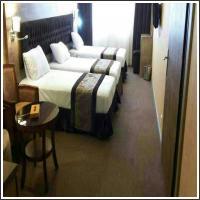 هتل سه ستاره ایران زمین مشهد