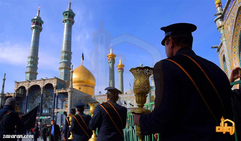 قیمت رزرو هتل های مشهد در شهادت امام رضا