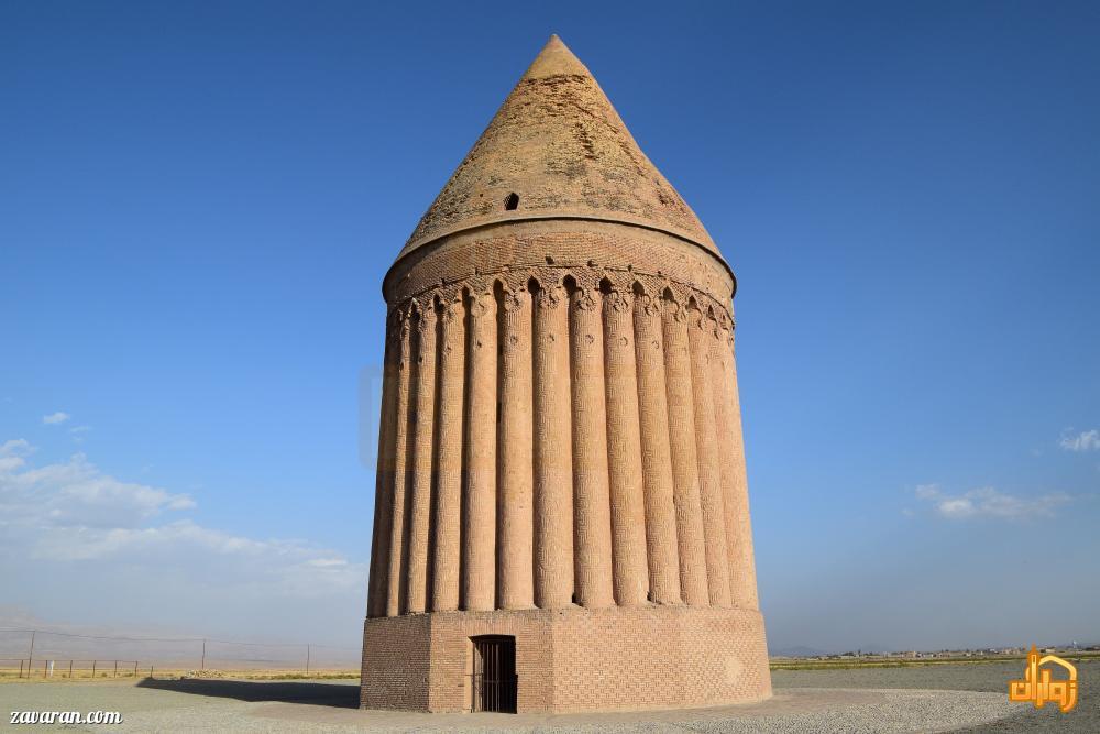 برج رادکان چناران