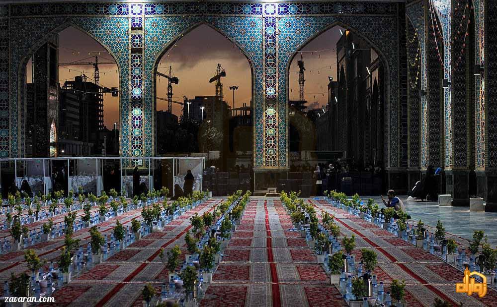 قیمت هتل های مشهد در ماه رمضان