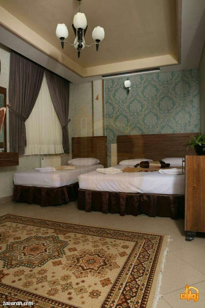 رزرو سوییت سه تخته هتل آپارتمان سوره مشهد