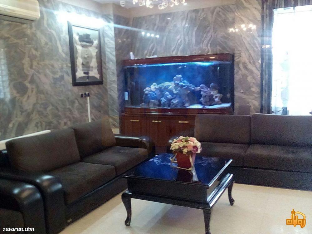 لابی هتل آپارتمان سوره مشهد
