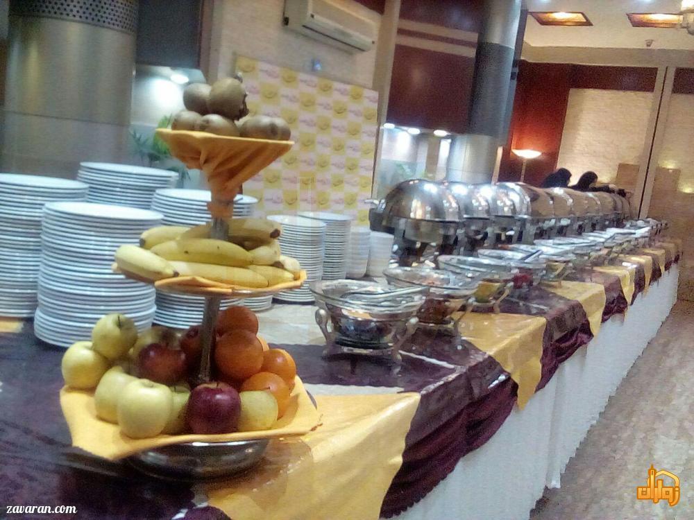 رستوران هتل آپارتمان سوره مشهد