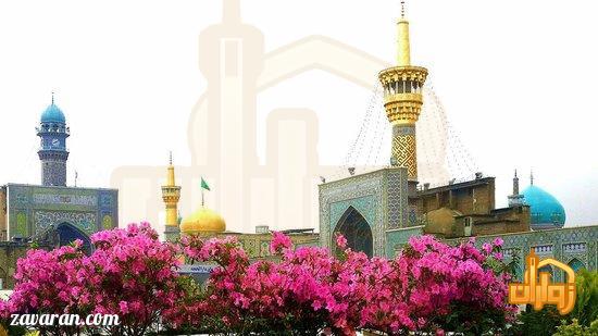 معرفی هتل در خیابان طبرسی مشهد