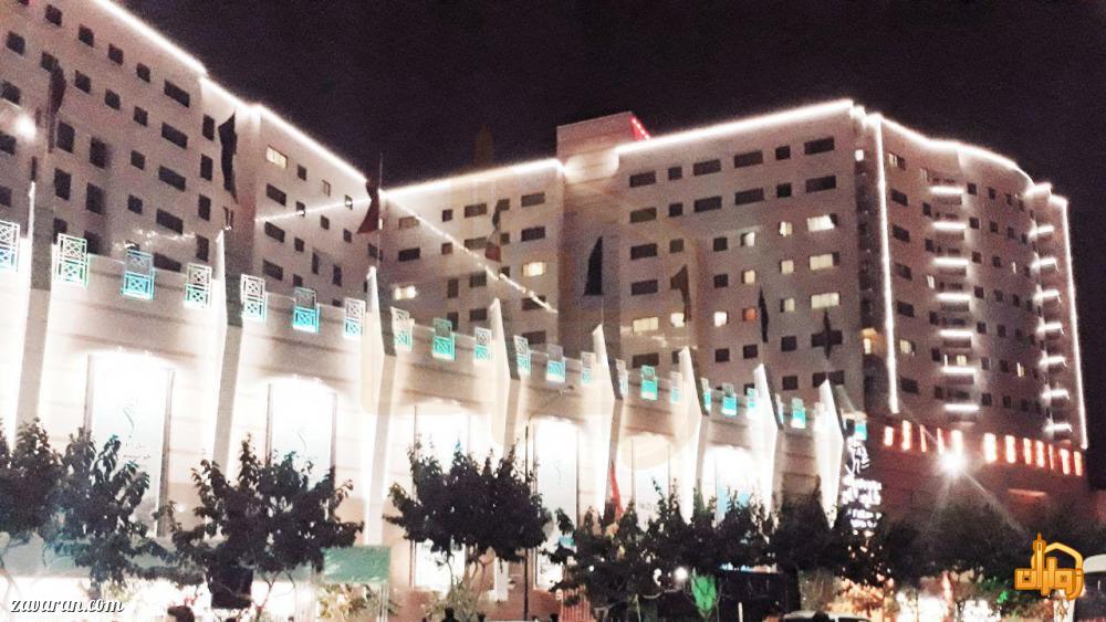 هتل حریرستان مشهد