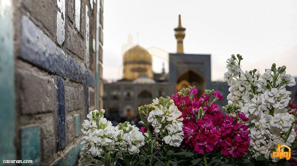 معرفی هتل ایثار مشهد