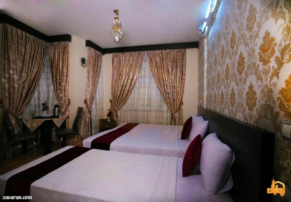 رزرو هتل ایثار مشهد