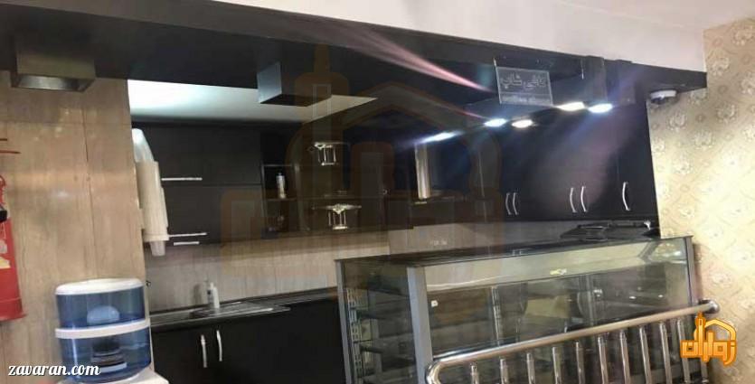 کافی شاپ هتل ایثار مشهد