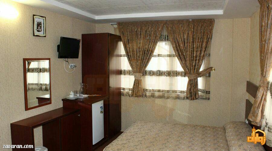 رزرو اتاق در هتل ارگ مشهد