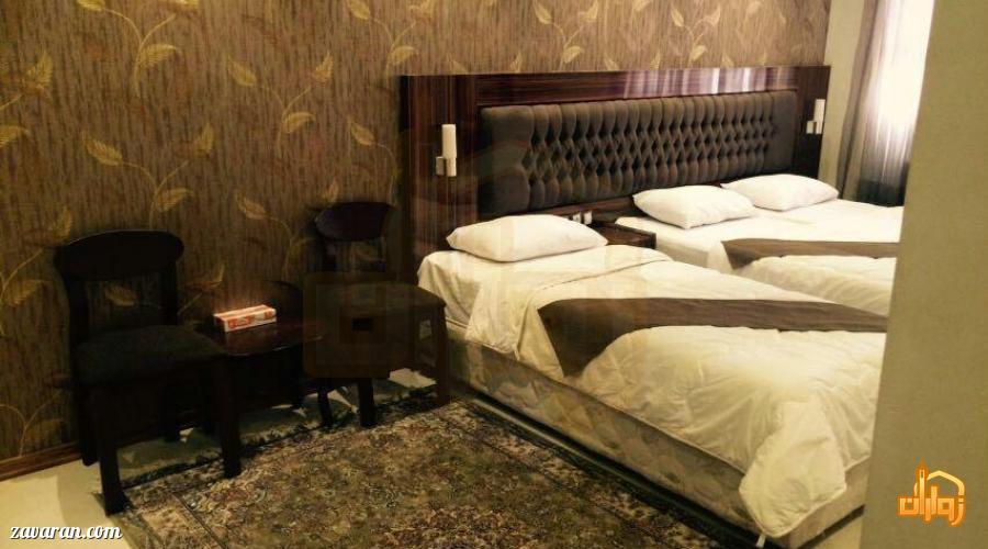 رزرو هتل آپارتمان پارادایس مشهد