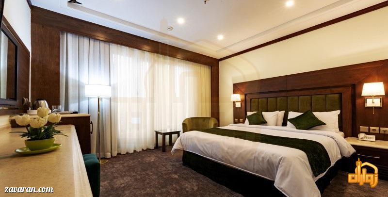 رزرو اتاق دو تخته هتل آدینا مشهد