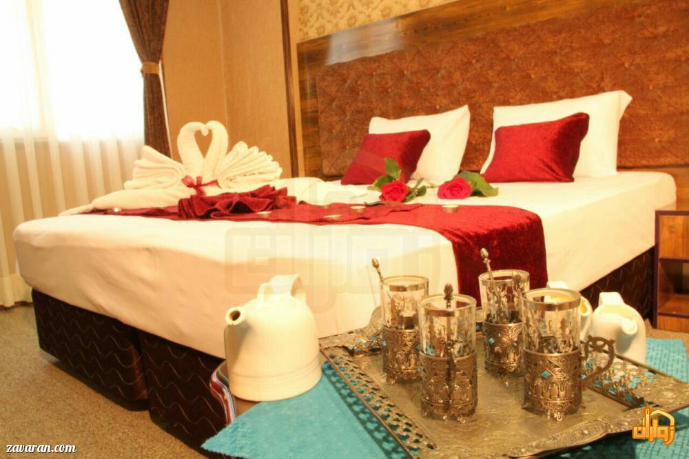 رزرو هتل عقیق مشهد