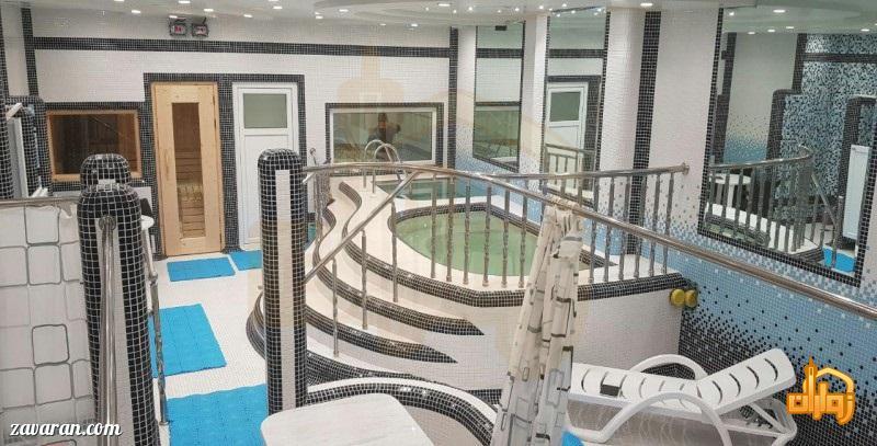 مجموعه آبی هتل آدینا مشهد