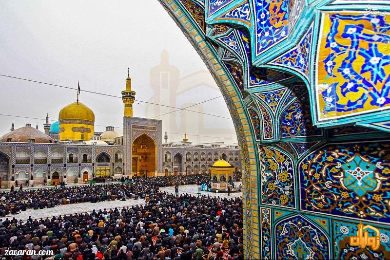 قیمت هتل در مشهد برای خرداد98