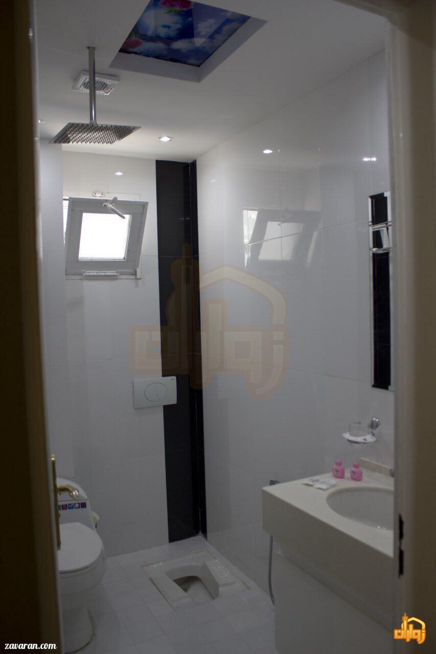 سرویس بهداشتی اتاق های هتل دیبا مشهد