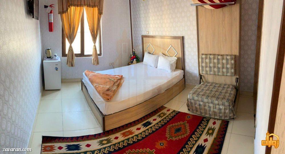 هتل آپارتمان شارین مشهد