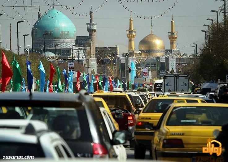 معرفی هتل توحید نوین مشهد