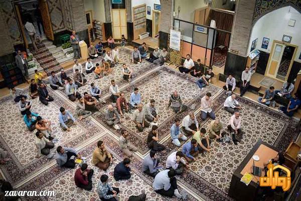 مدرسه پریزاد در حرم مشهد