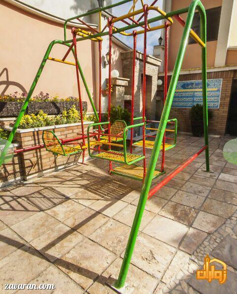 فضای بازی کودکان هتل نیما مشهد