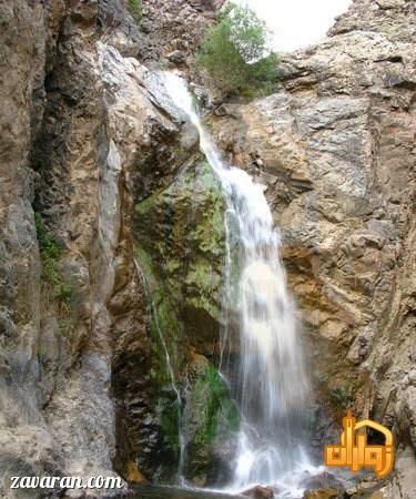 آبشار بوژان نیشابور