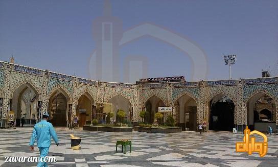 صحن غدیر حرم امام رضا