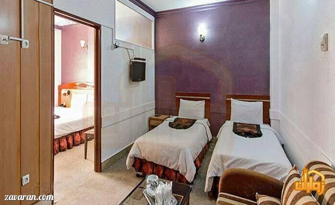 رزرو سوییت یک خوابه هتل پارمیدا مشهد