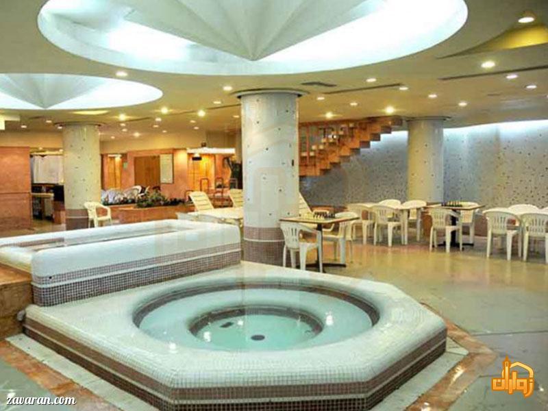 مجموعه آبی هتل پارمیدا مشهد