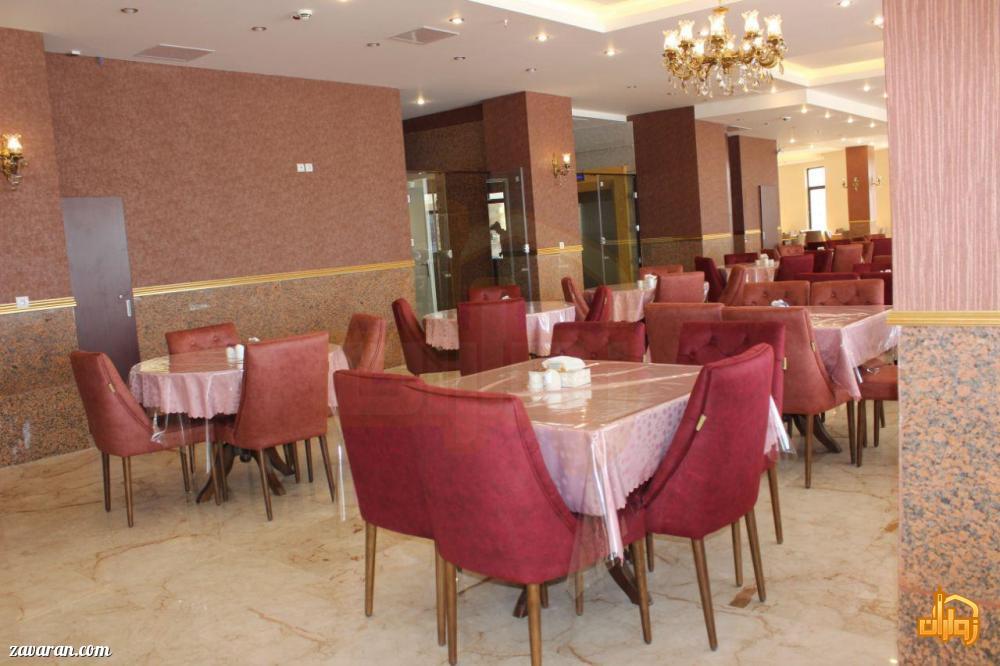 رستوران هتل حریرستان مشهد