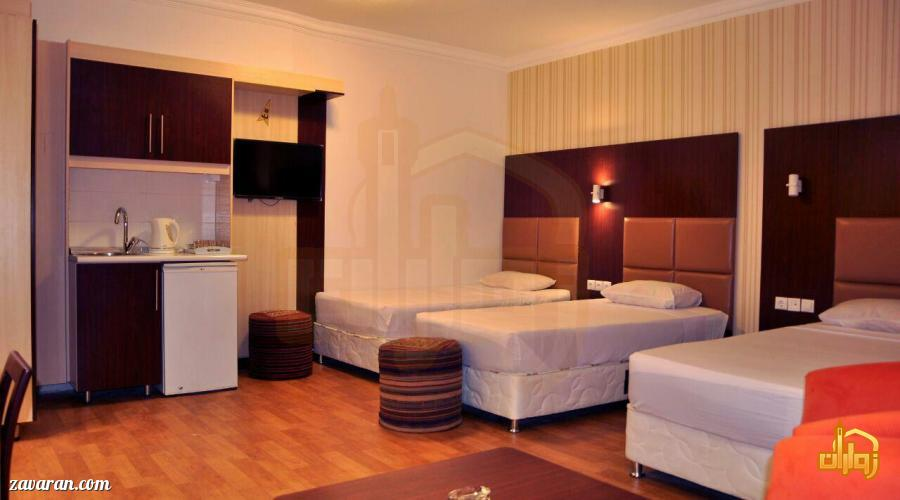 رزرو هتل برجیس مشهد