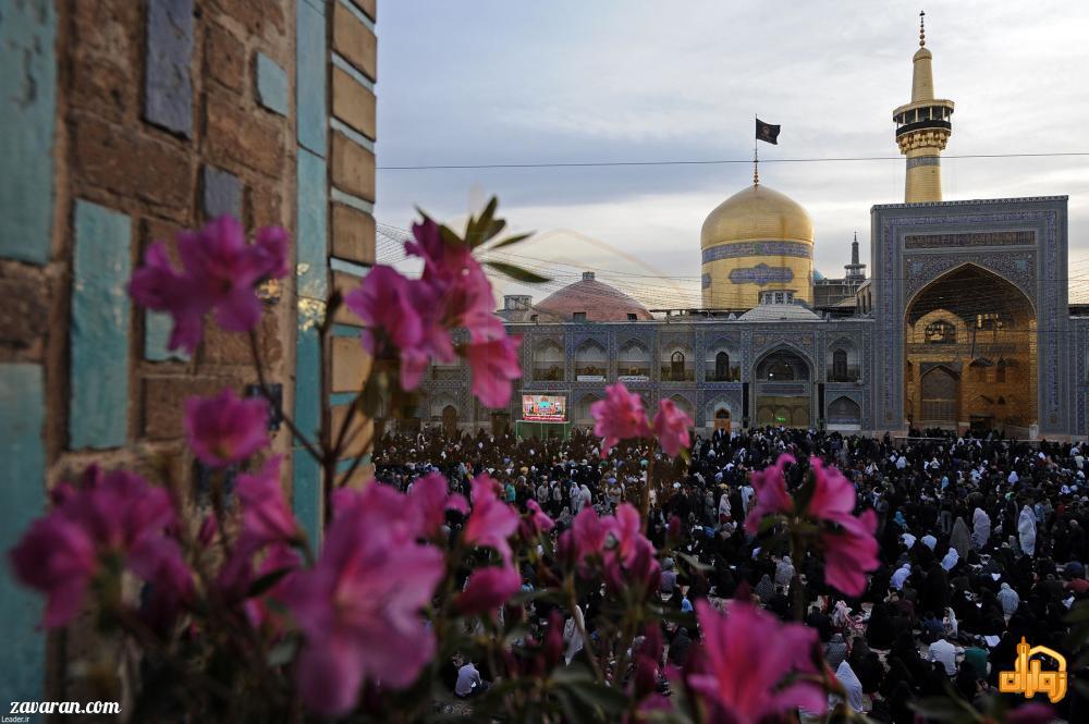معرفی هتل حریرستان مشهد