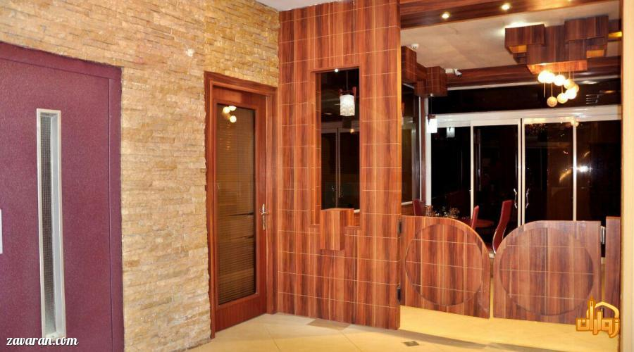 آسانسور هتل برجیس مشهد