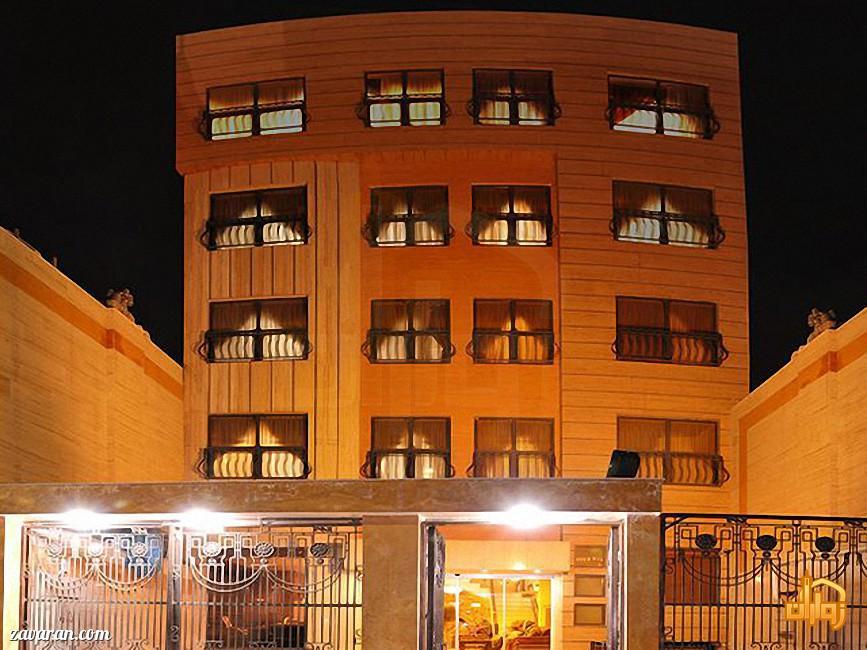 معرفی هتل آپارتمان ادمان مشهد