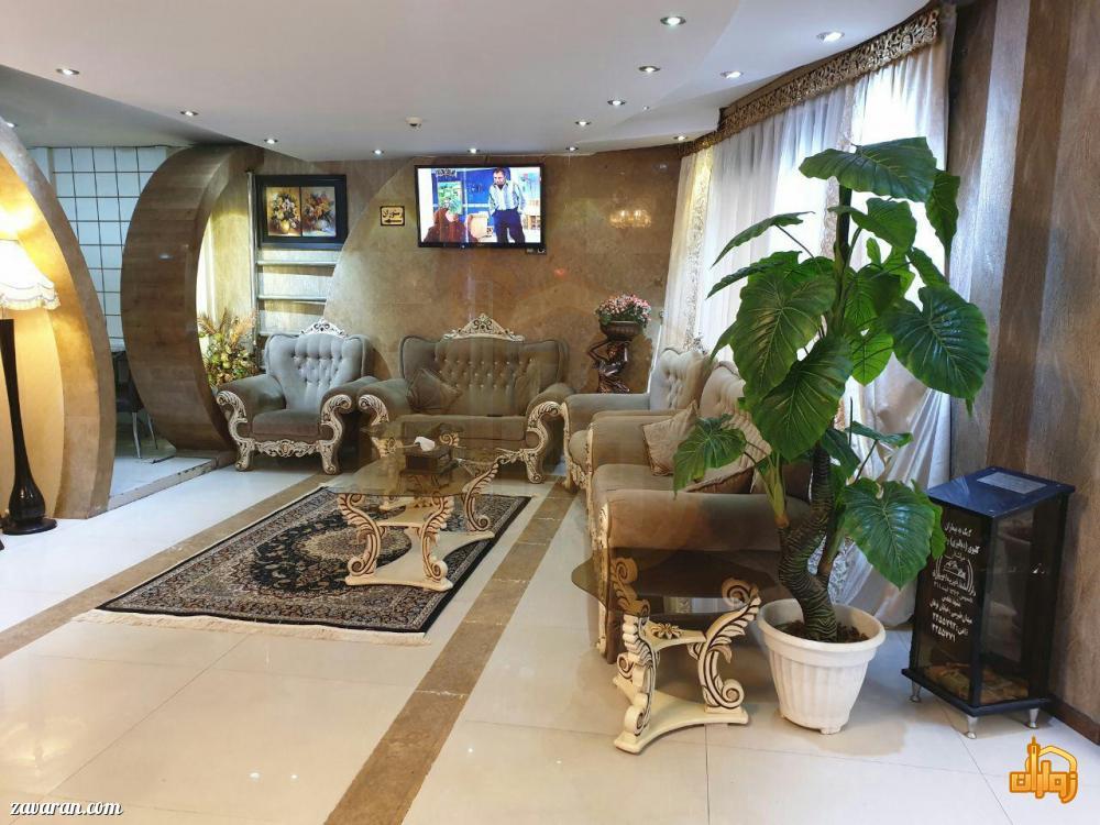 هتل آپارتمان درویش در مشهد