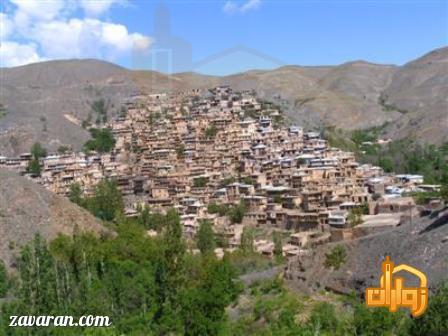 روستای عنبران در مشهد