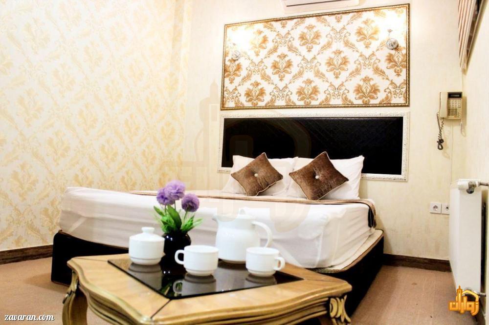 هتل آپارتمان وطن در مشهد