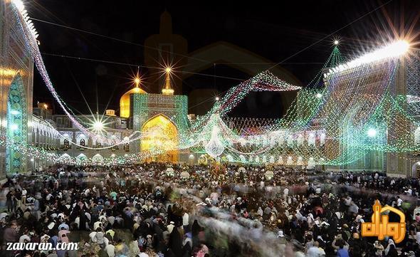 قیمت هتل های مشهد در عید سعید غدیر