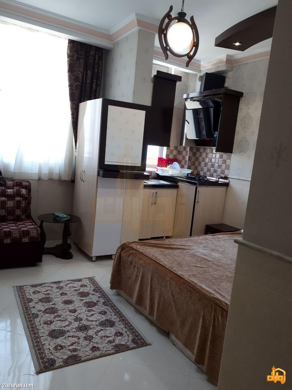 رزرو هتل آپارتمان ثقلین مشهد