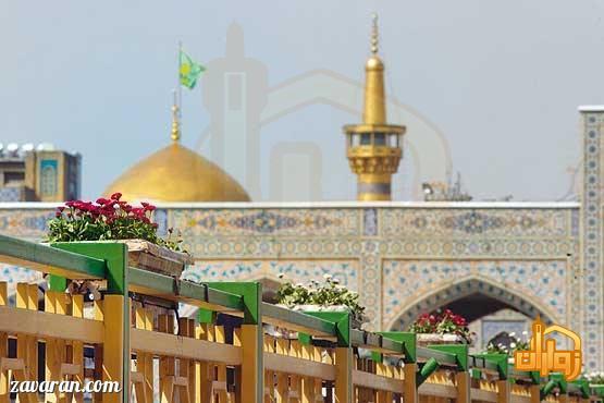 قیمت هتل آپارتمان در مشهد برای عید نوروز98