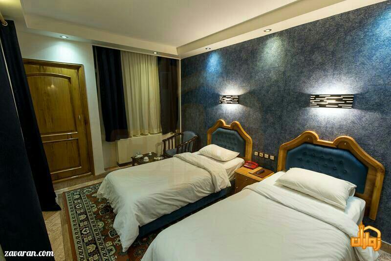 رزرو هتل خیام مشهد