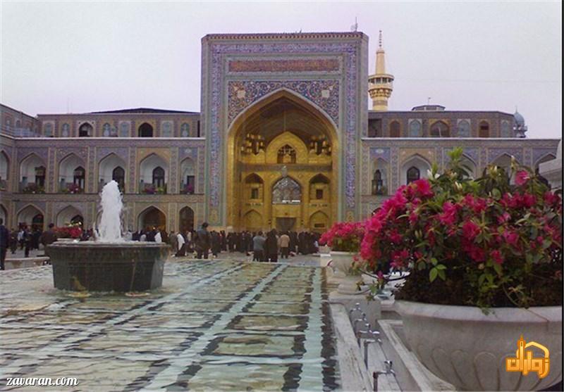 قیمت هتل مشهد در عید