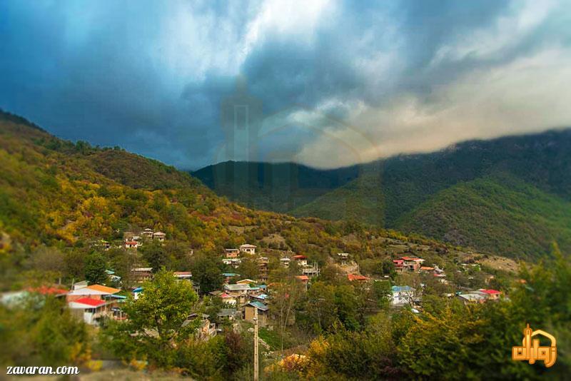 روستای مایان طرقبه