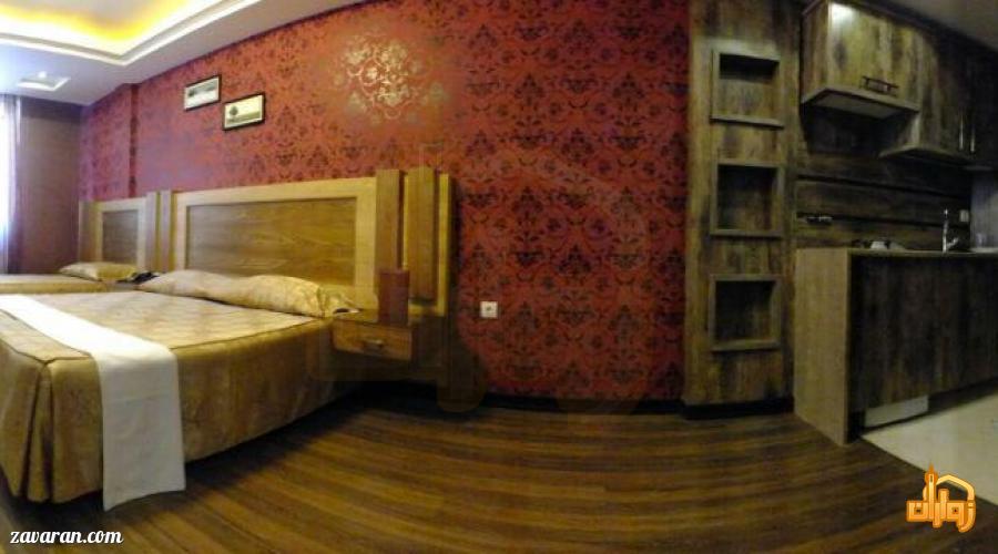 رزرو سوییت در هتل آپارتمان مشاهیر مشهد
