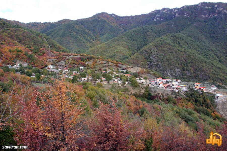 روستای مایان مشهد
