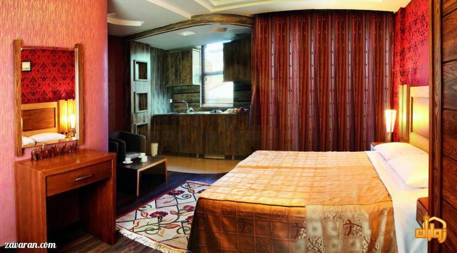 رزرو هتل آپارتمان مشاهیر مشهد