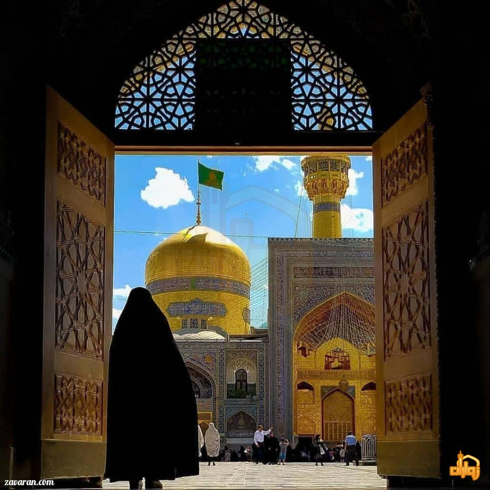 قیمت هتل های مشهد در آذر98