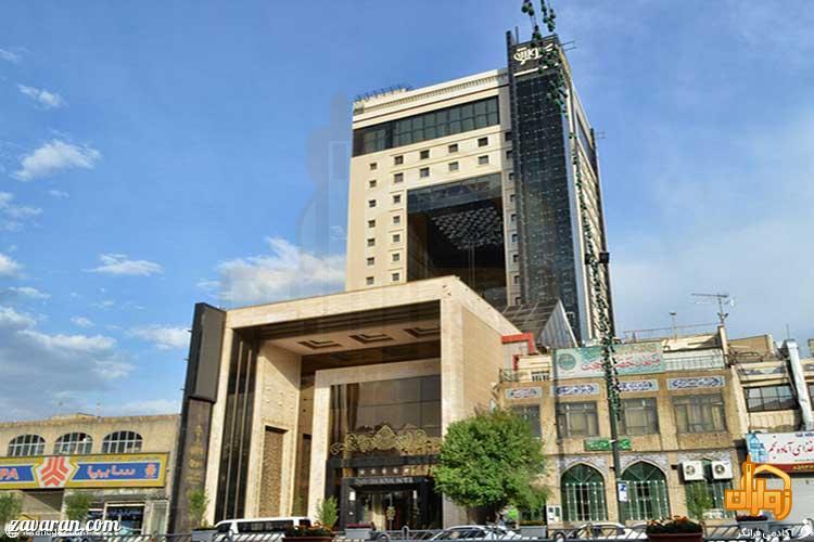 معرفی هتل درویشی مشهد