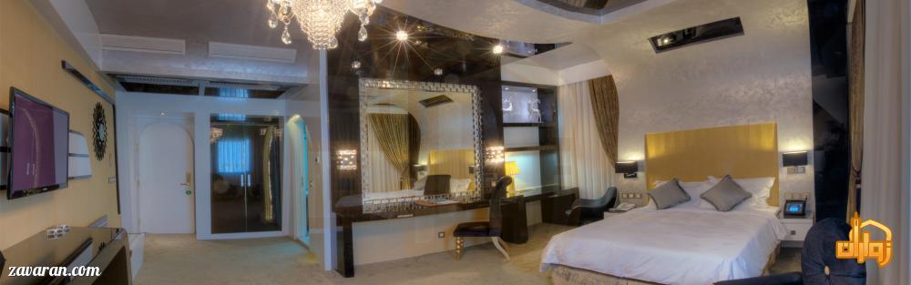 رزرو اتاق آینده هتل درویشی مشهد